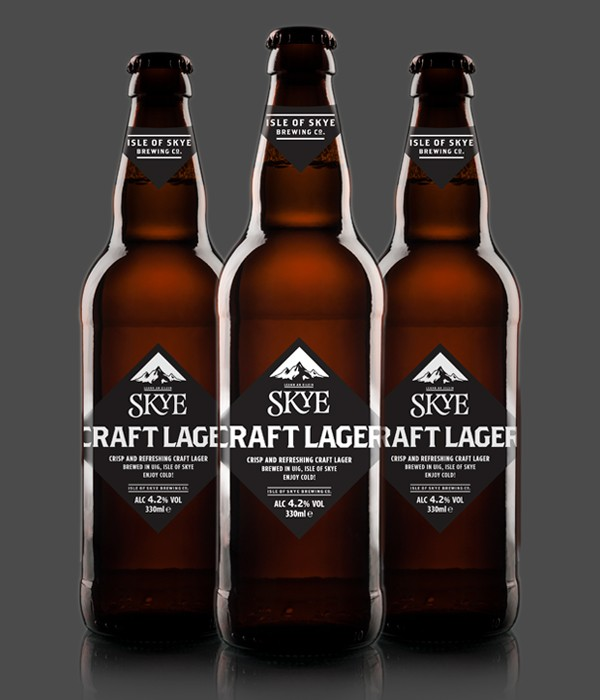 Skye Craft Lager
