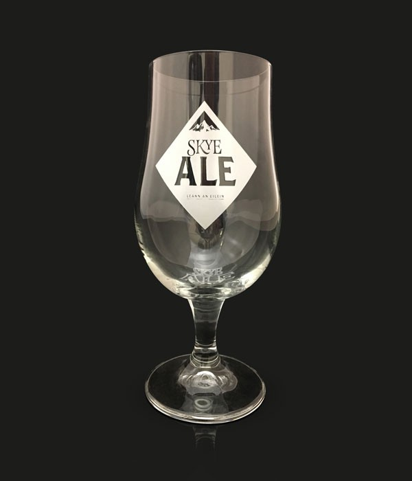 Skye Half Pint Glass