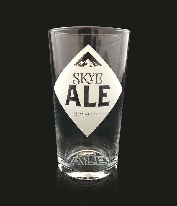 Skye Pint Glass
