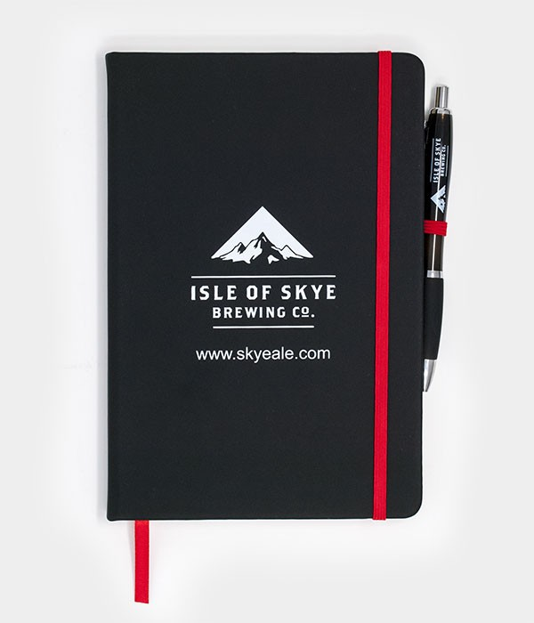 Skye Notebook with Pen