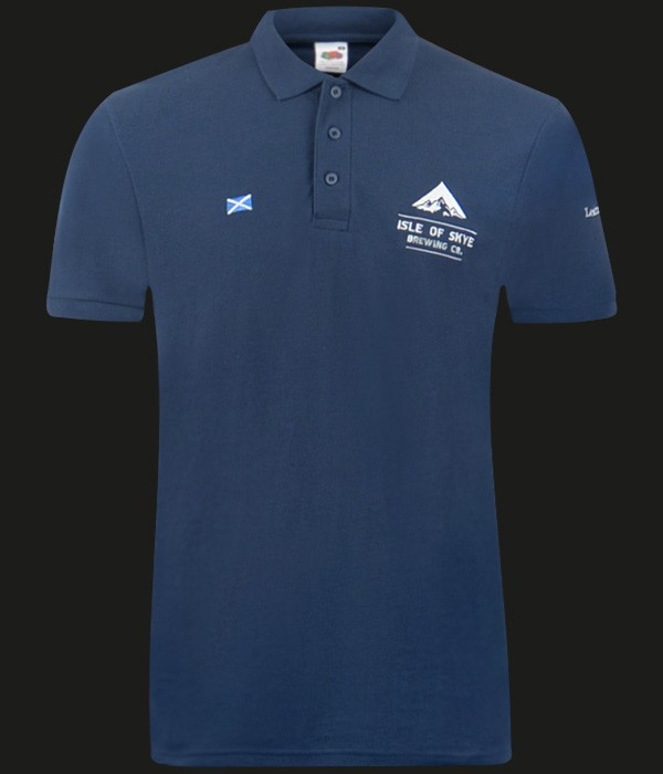 Skye Polo Shirt (Navy Blue)