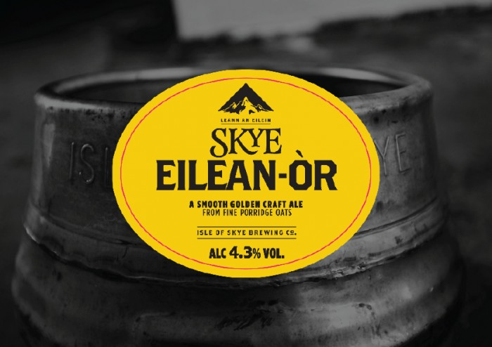 Eilean-Òr - Our First Kegged Craft Beer