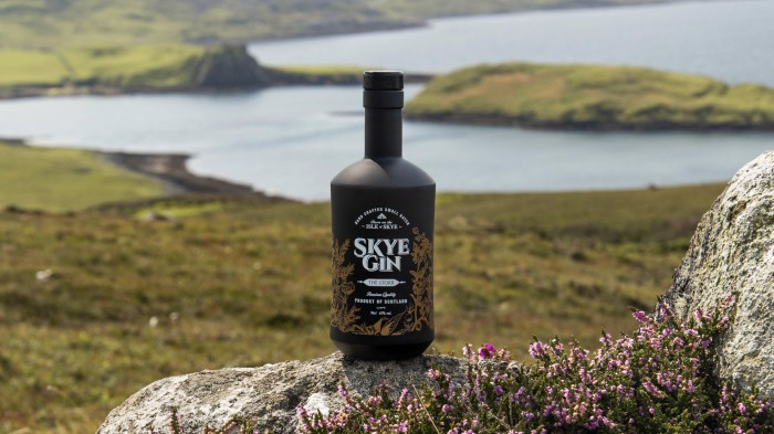 Isle of Skye Gin Is Here!